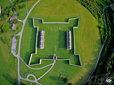 Fort Frederick State Park Aug 2014