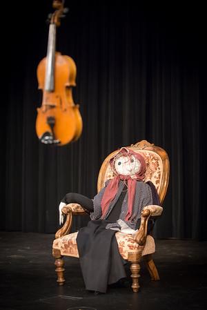 Divadlo Viola - ENDELE VENDELE 2015