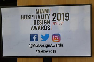 GMBHA Hospitality Design Awards 2019 @ Edition Hotel