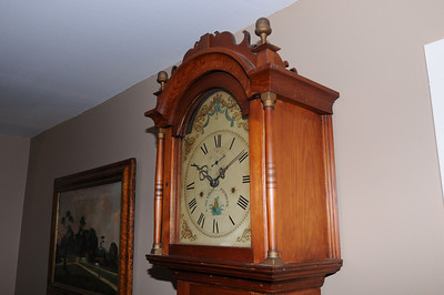 Hall Grandfather Clock