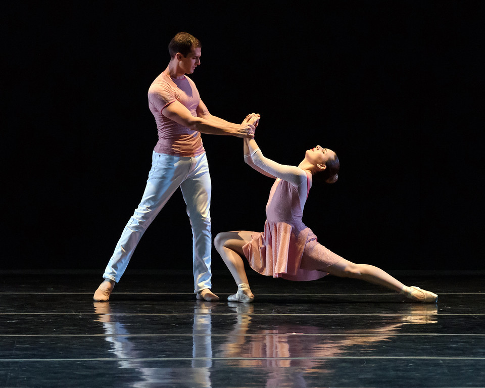 . Verb Ballets will be among the Northeast Ohio groups performing during Cleveland Public Theatre�s DanceWorks 2018, which runs May 17 through June 16. Get more information at 216-631-2727, or visit www.cptonline.org. (Courtesy of Cleveland Public Theatre)
