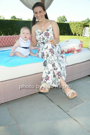 Julie Romo and son photo by Rob Rich/SocietyAllure.com © 2014 robwayne1@aol.com 516-676-3939