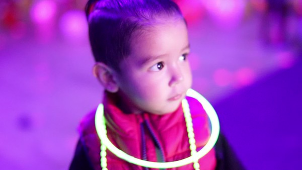 DOHA NEON KIDS PARTY