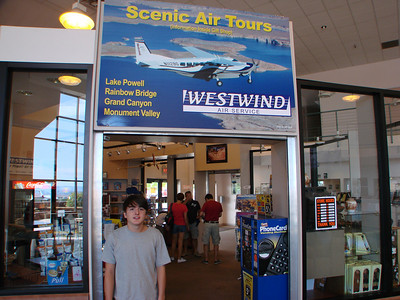 Lake Powell Westwind Air Tour