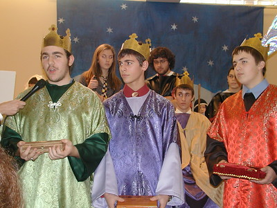 Church School Christmas Pageant - December 18, 2005