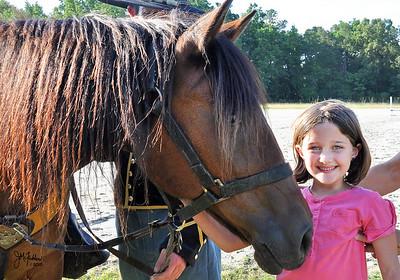 A True Dog and Pony Show, Camden, SC