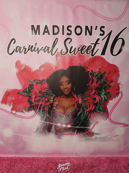 MADISON'S CARNIVAL SWEET 16
