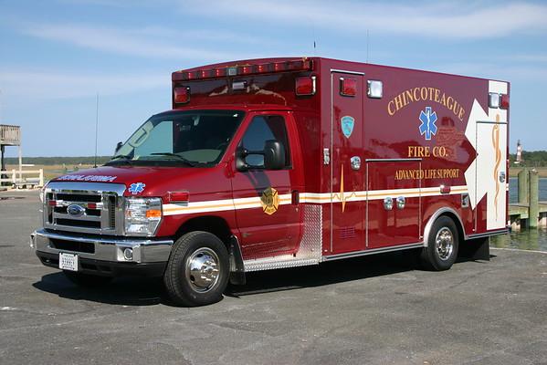 Company 3 - Chincoteague Fire Company