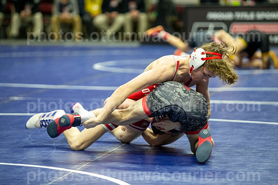 Friday at the 2021 State Wrestling Tournament
