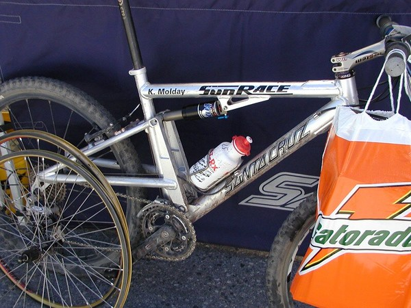 Mammoth NORBA National 2001