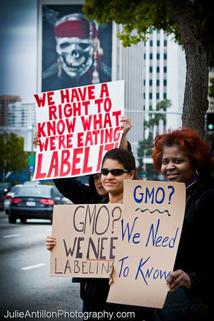 LA Right to Know GMO