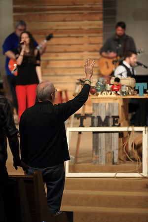 Church at the Crossing - 3/14 - 4/13/14