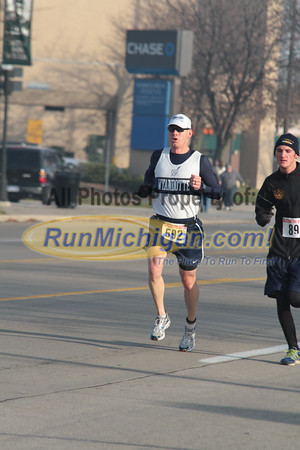 5K at 1.5 Mile mark - 2012 Blitzen The Dotte