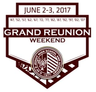 U of D Jesuit Grand Reunion Weekend