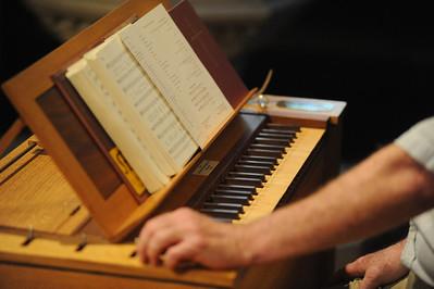 Dedication of the John Schreiner Opus 5 Chamber Organ