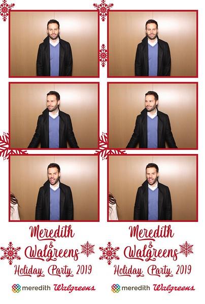 Meredith & Walgreens Holiday Party (12/19/19)