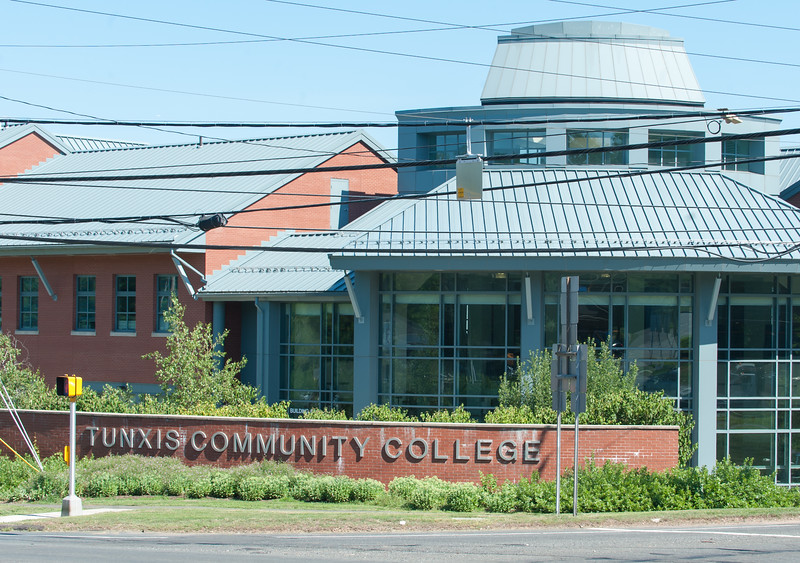 07/09/18  Wesley Bunnell | Staff  Tunxis Community College