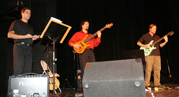 Jaafar Music - September 21, 2007, Carrboro ArtsCenter