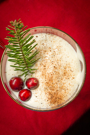 Egg Nog - Homemade
