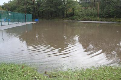 Flooded Skate Park, Coaldale (9-28-2011)