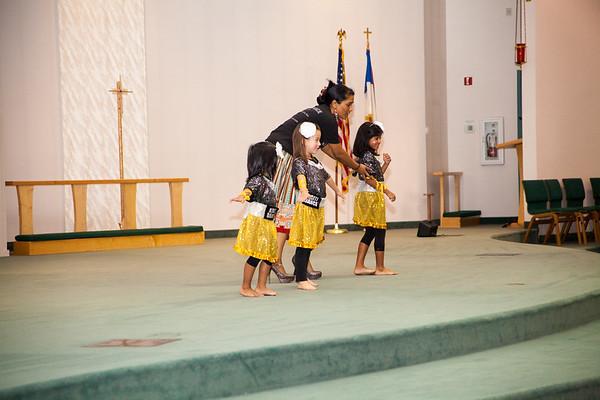 Kriti Dance Epiphany Luthern Church