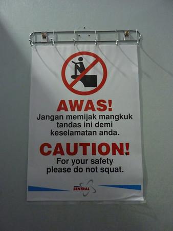 Kuala Lumpur - Round 1