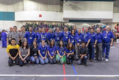 2019 CVR Volunteers