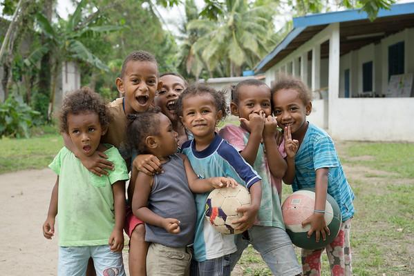 Namatakula Village Fiji