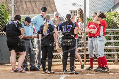 Varsity at Herndon Chantilly Chargers Varsity Softball, Thursday, May 22, 2014
