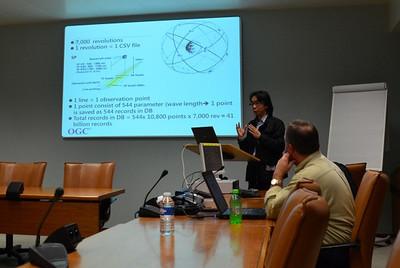 20111128 第79屆OGC技術委員會會議(比利時)