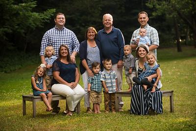 Connett Family Portraits