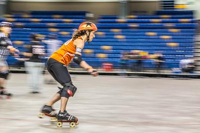 Bout #8: Orange Crush vs. Juneau
