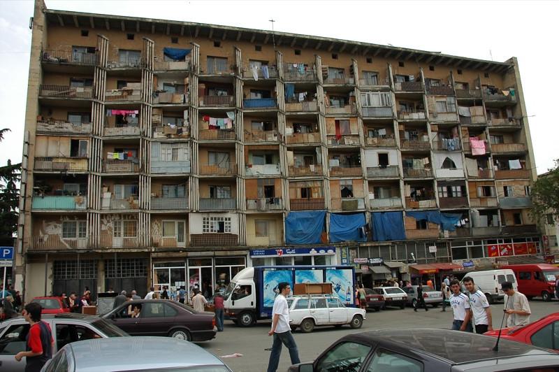 Apartment Building - Tbilisi, Georgia