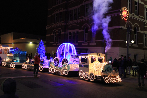 2014 Lighted Christmas Parade