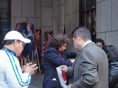 HIspanic Day Parade 2009--Pre