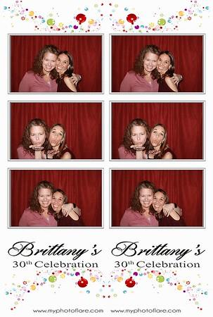 Brittany's 30th Birthday