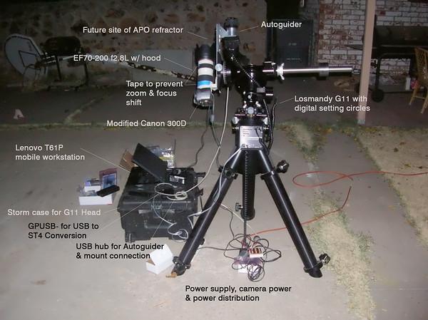 300mm Guider