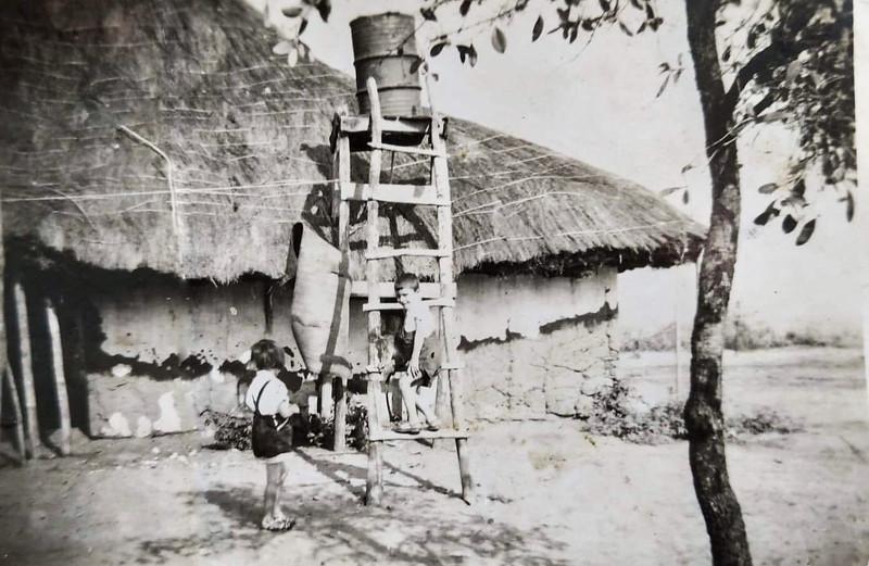 1955 Calonda- primeiras casas