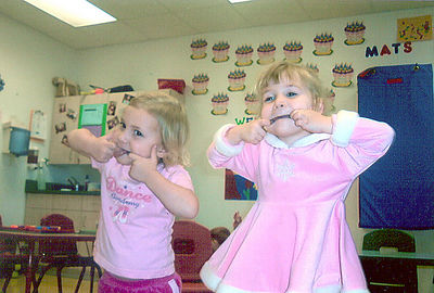 Rachel's School - January 2006