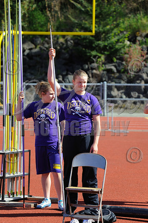 Coos County Track Meet - 2010 - @MHS