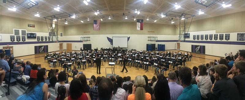 Karsten 6th Grade Band