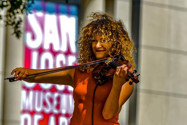 San Jose Jazz Festival 2016