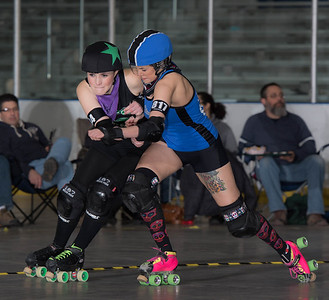 Roc City Roller Derby - 2016