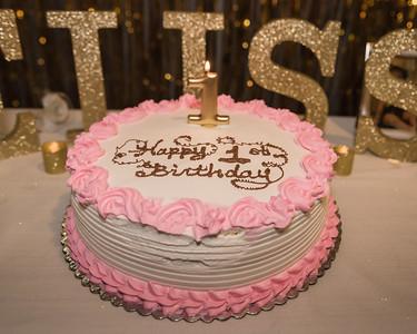 Melissa's 1st Birthday
