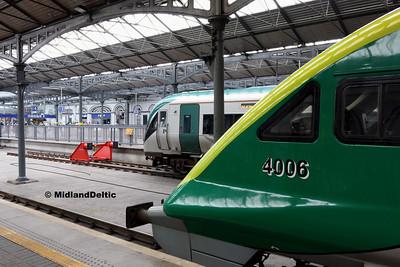 Portlaoise / Dublin (Rail), 23-07-2016