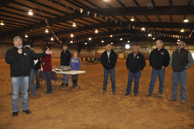 Choctaw Nation Livestock Show- Durant