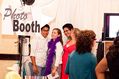 Southern California Photo Booth.com at the Brideworld Expo