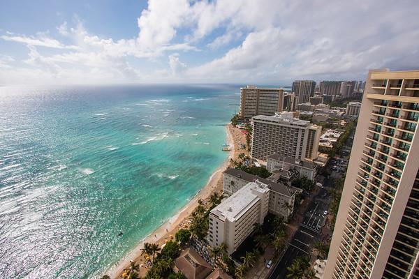 Oahu, Hawaii, Feb. 2018