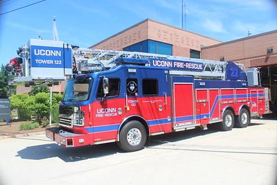 Apparatus Shoot - UConn FD, Storrs, CT - 6/27/19