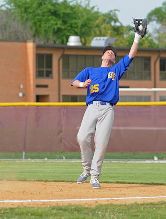 Lyons Township at Morton baseball